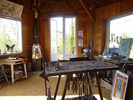 atelier girouette a tous vents estelle bonnaud fonverines azay le brule